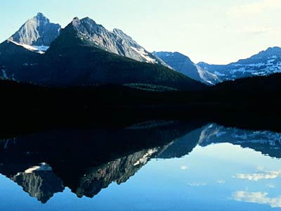 Red Eagle Lake, Glacier National Park